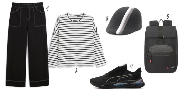 Фото №3 - Вещь дня: 3 образа с кроссовками для тех, кто не любит скуку