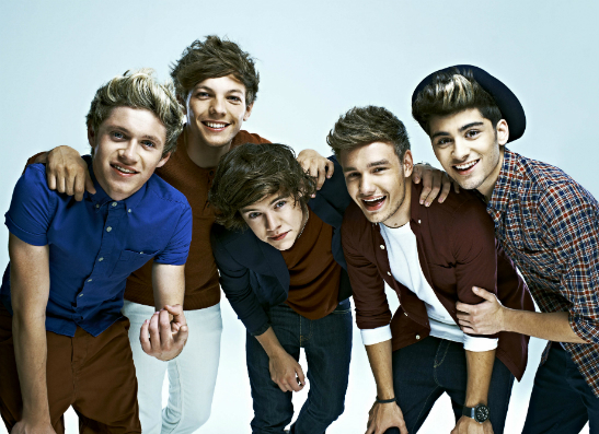 Фото №1 - В поддержку нового альбома One Direction дарят бесплатную песню