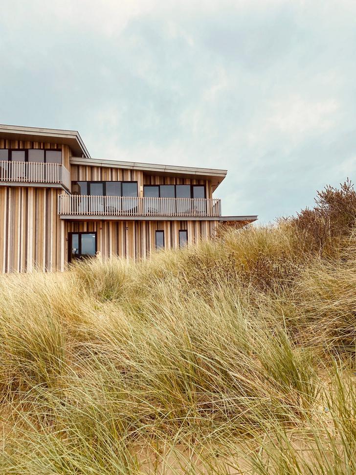 Фото №9 - Отель среди песчаных дюн в Нидерландах