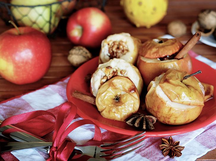 Фото №1 - Яблочный Спас: 6 рецептов с яблоками на любой вкус
