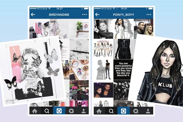 Фото №2 - 20 fashion-иллюстраторов, на которых стоит подписаться в Инстаграме