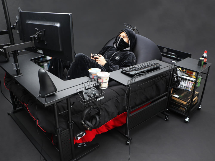 Фото №1 - Покупка недели: геймерская кровать