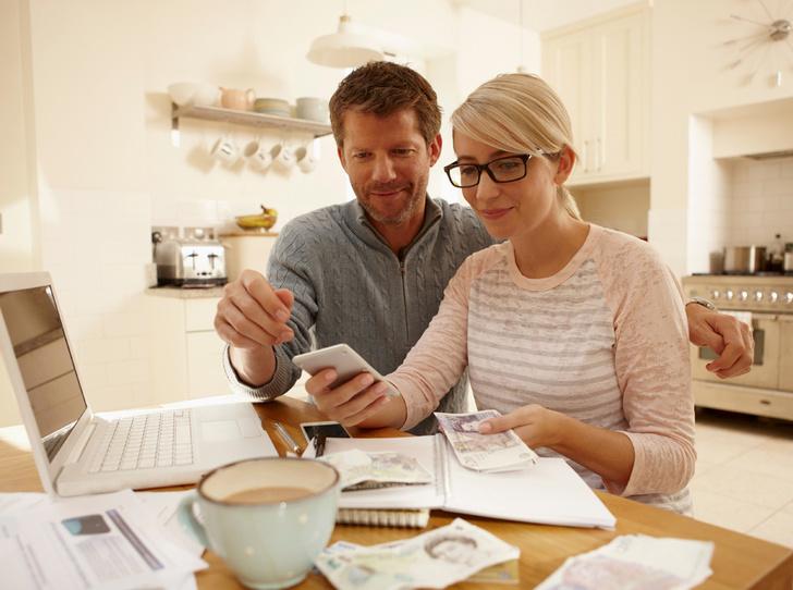 Фото №4 - Семейный бюджет: нужно ли делиться деньгами