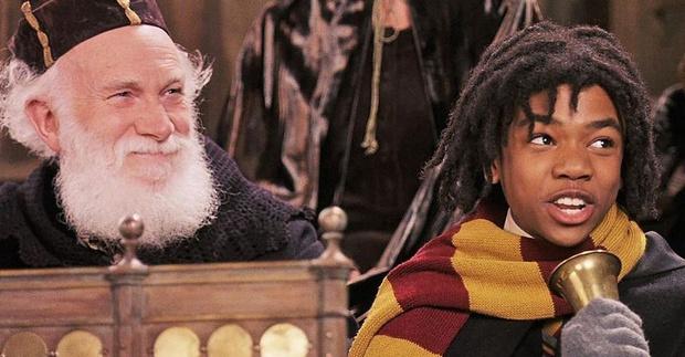 Фото №3 - Том Фелтон поделился секретами со съемок фильма «Гарри Поттер и Философский камень»