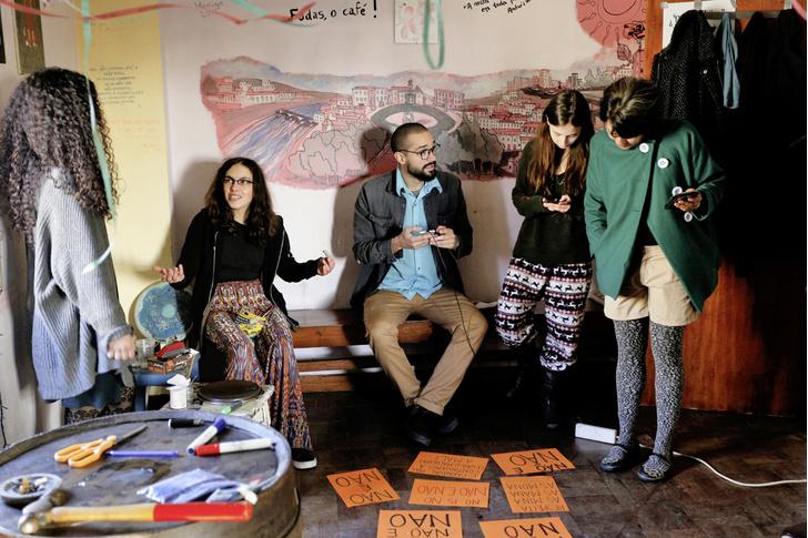 Фото №4 - Территория утопии: жизнь международных студенческих коммун-республик