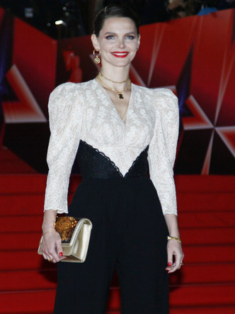 Фото №14 - Московский кинофестиваль 2020: лучшие образы церемонии открытия