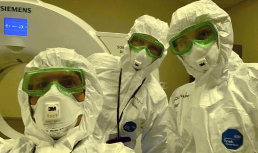 Фото №1 - В Петербурге открылся первый амбулаторный КТ-центр для выявления коронавирусной пневмонии