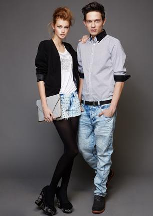 Фото №7 - Пара нормальных: одеваемся вместе с бойфрендом