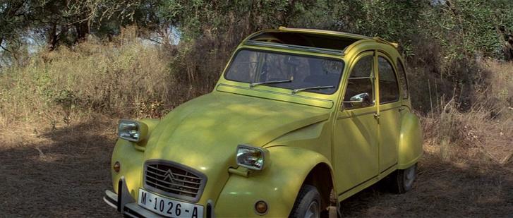 Фото №2 - Самые негероические автомобили Джеймса Бонда