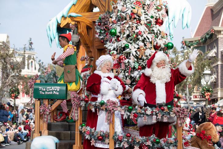 Фото №1 - Рождественский парад