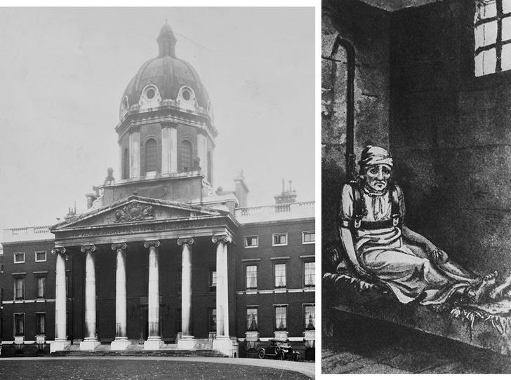 Фото №1 - Обитель проклятых: страшные тайны самой зловещей психиатрической клиники Лондона