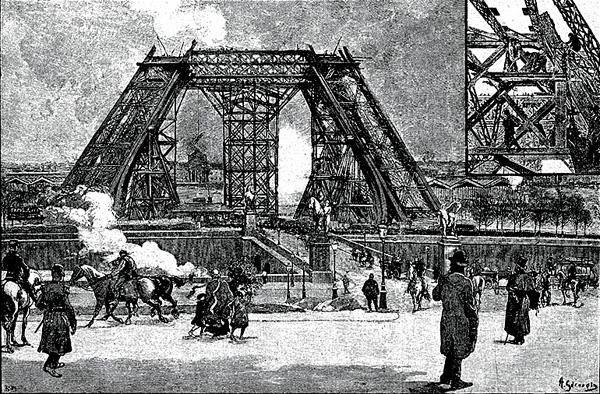 Фото №4 - Парижские тайны
