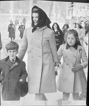 Фото №10 - От Жаклин Кеннеди до Мишель Обамы: 6 Первых леди США ирландского происхождения