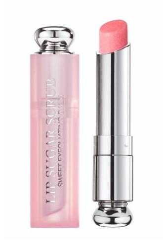 Бальзам-эксфолиант для губ Dior Addict Lip Sugar Scrub