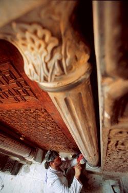 Фото №4 - Эль-Муалляка — надвратная церковь Богородицы