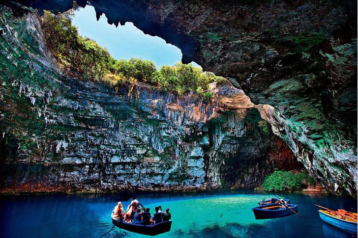 Фото №1 - Идеи для отпуска: Греция