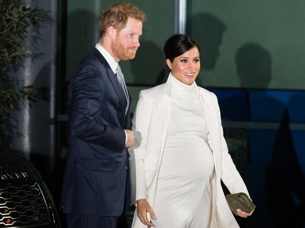 Фото №1 - 8 фактов о втором ребенке принца Гарри и герцогини Меган