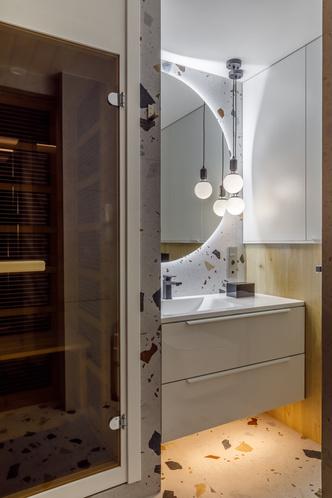 Фото №11 - Квартира 124 м² для искусствоведа и ученого в Химках