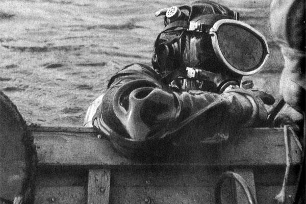 Фото №1 - О затонувших кораблях, кружении лабиринта и утерянных звонах