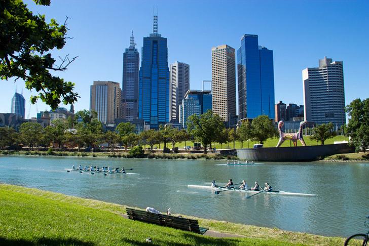 Фото №1 - Лучшим городом мира оказался Мельбурн