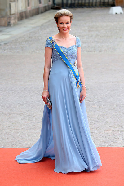 Королева Бельгии Матильда, 48 лет