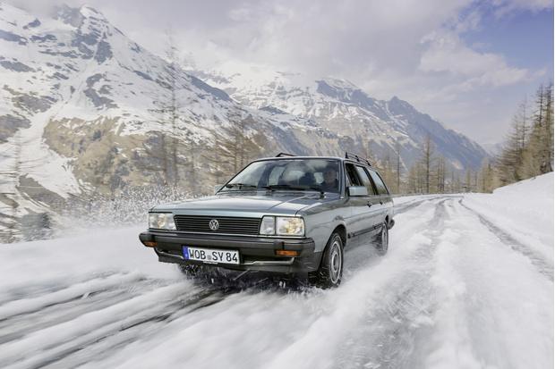 Фото №4 - Семь нордически выдержанных фактов о Volkswagen Passat