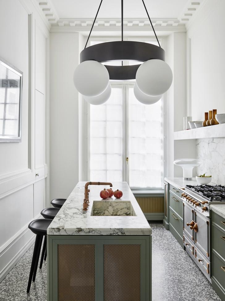Фото №6 - Квартира в Париже по дизайну Humbert & Poyet