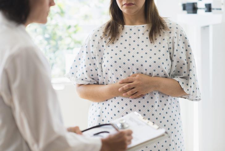 Фото №1 - Почему полным женщинам труднее забеременеть
