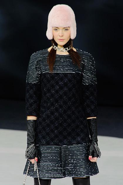 Показ Chanel, осень-зима 2013/14
