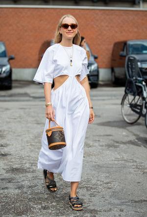 Фото №14 - Самые модные платья для лета 2020 для любого случая