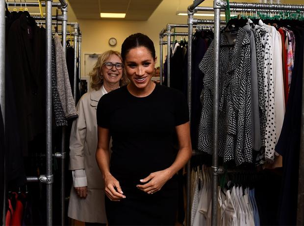 Фото №3 - Герцогиня Меган выпустит собственную модную коллекцию