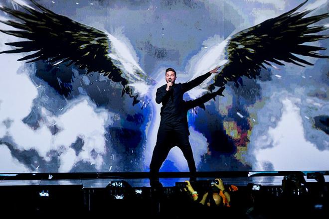 Фото №1 - Семь причин, почему Лазарев победит на «Евровидении»