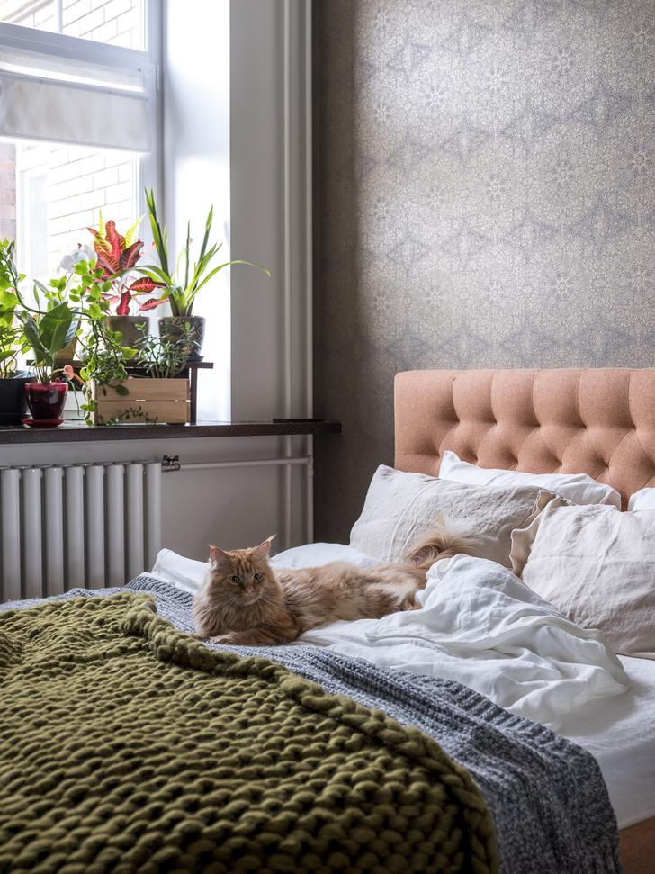 Фото №4 - Уютная спальня: 9 простых идей