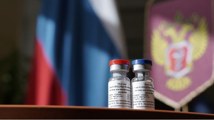 Фото №1 - В России зарегистрирована вакцина от COVID-19