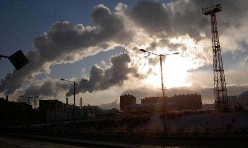 Фото №1 - Неделя в загрязненной атмосфере