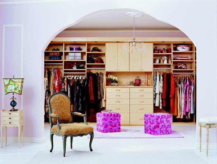 Фото №8 - Полный порядок: идеи для гардеробной мечты