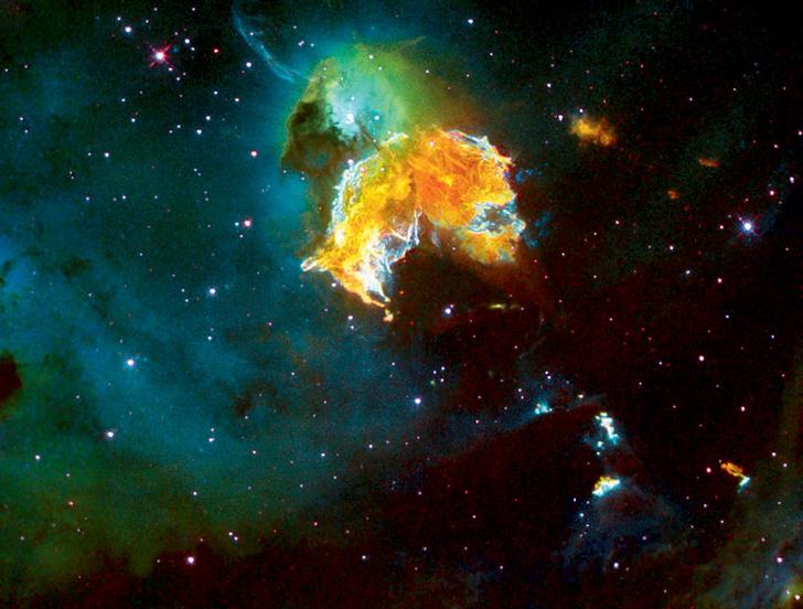 Фото №1 - Что происходит с планетами после угасания их звезды?