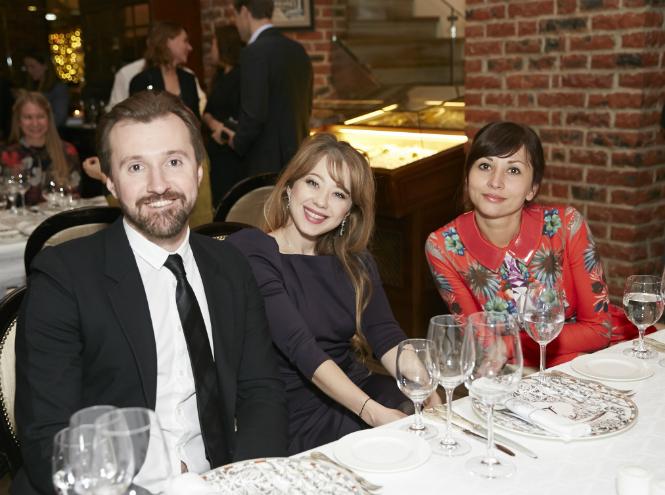 Фото №17 - Как прошел гастрономический ужин Marie Claire в московском ресторане Le Restaurant