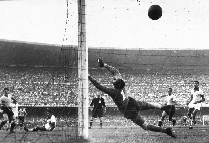 Фото №2 - Футбол по-латиноамерикански: как играют и болеют в Уругвае