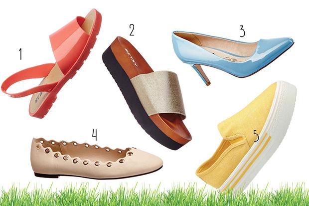 Фото №4 - Топ-20: Обувь на лето