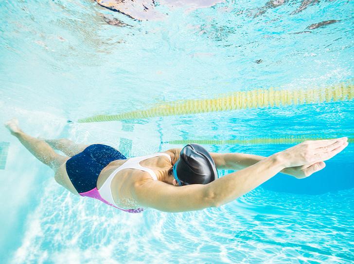 Фото №2 - Бассейн в фитнес-клубе: как заниматься самостоятельно
