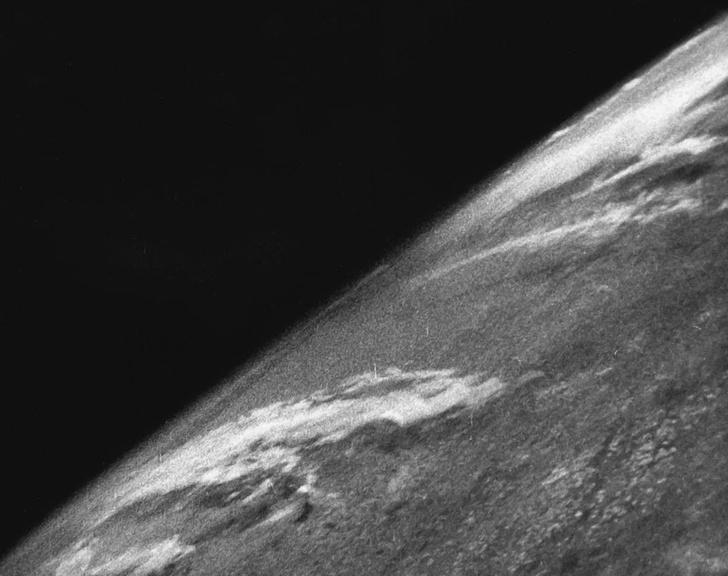 Фото №1 - 7 самых-самых снимков Земли из космоса