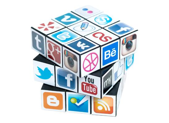 Фото №2 - Топ-6: Самые популярные социальные сети