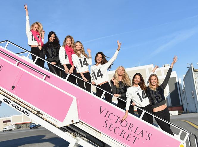 Фото №5 - Бехати Принслу: стать «ангелом» Victoria's Secret – венец карьеры модели