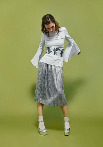 Фото №9 - Капсульная коллекция бренда Olga Skazkina