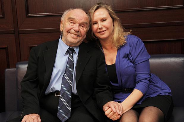 Фото №1 - Вдова Шаинского: «Последнее, что я сказала мужу, – как мы все его любим»
