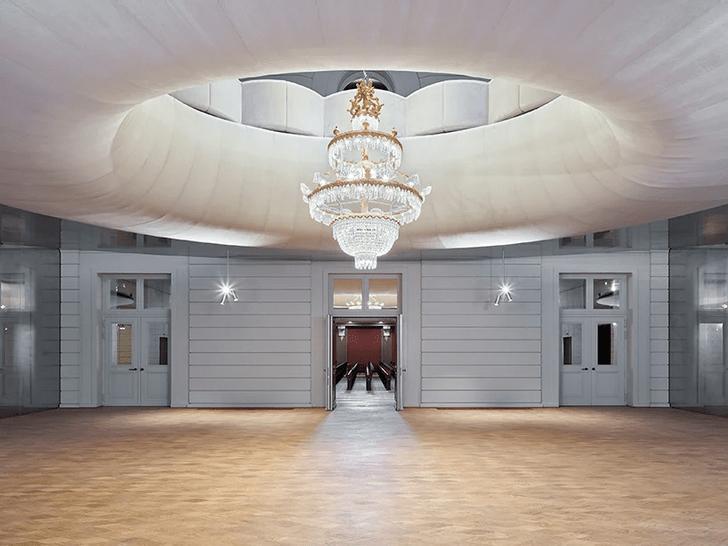 Фото №3 - Herzog & de Meuron: реконструкция концертного зала XIX века