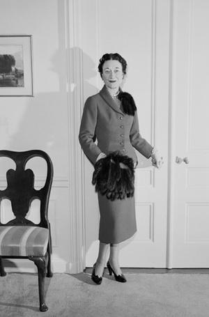 Фото №41 - Стиль Уоллис Симпсон: уроки элегантности от герцогини Виндзорской