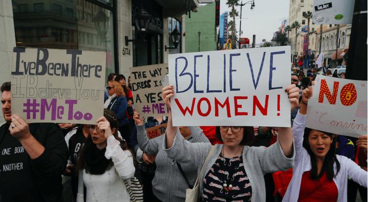 Фото №1 - Плоды движения #MeToo: женщин стали реже нанимать на работу