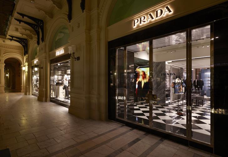 Фото №13 - Ирина Горбачева, Ксения Собчак и другие звезды на открытии нового магазина Prada в Москве